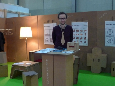Papp Messestand