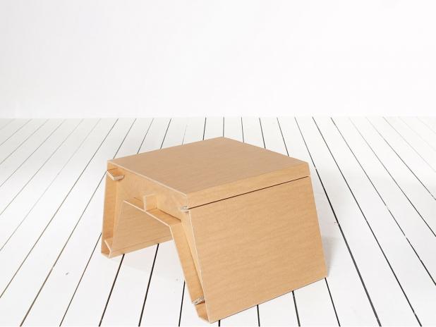 stelzer kurtl m bel aus karton. Black Bedroom Furniture Sets. Home Design Ideas